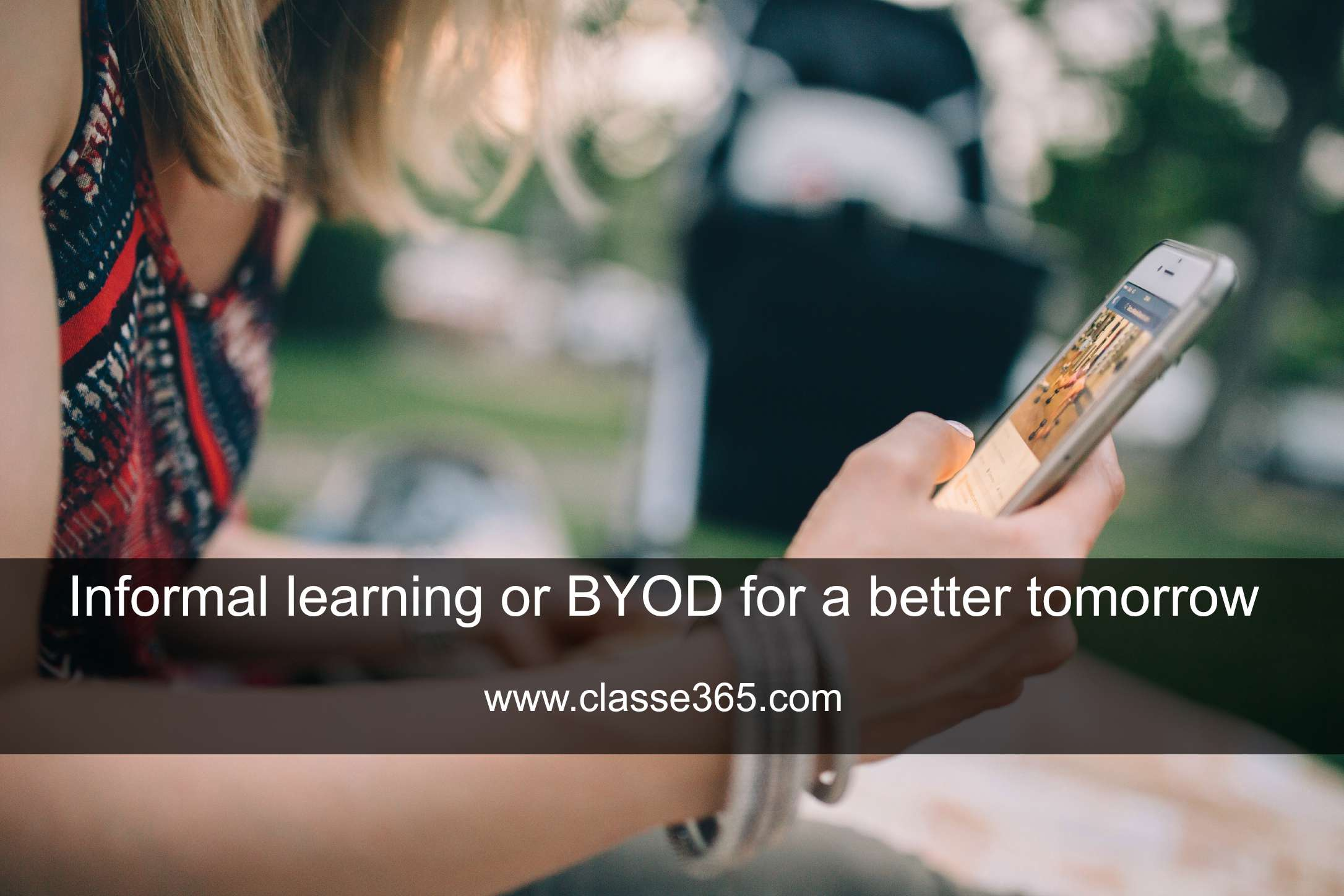 Classe365 BYOD in Education